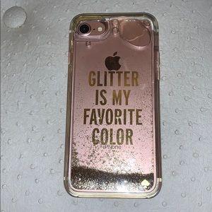 Kate spade phone case.